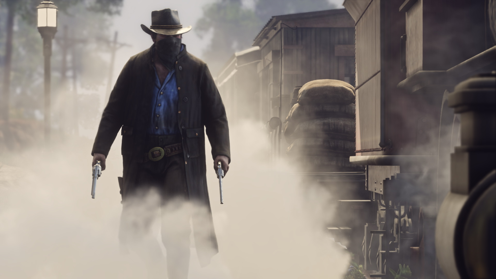 how to start a new game in red dead redemption