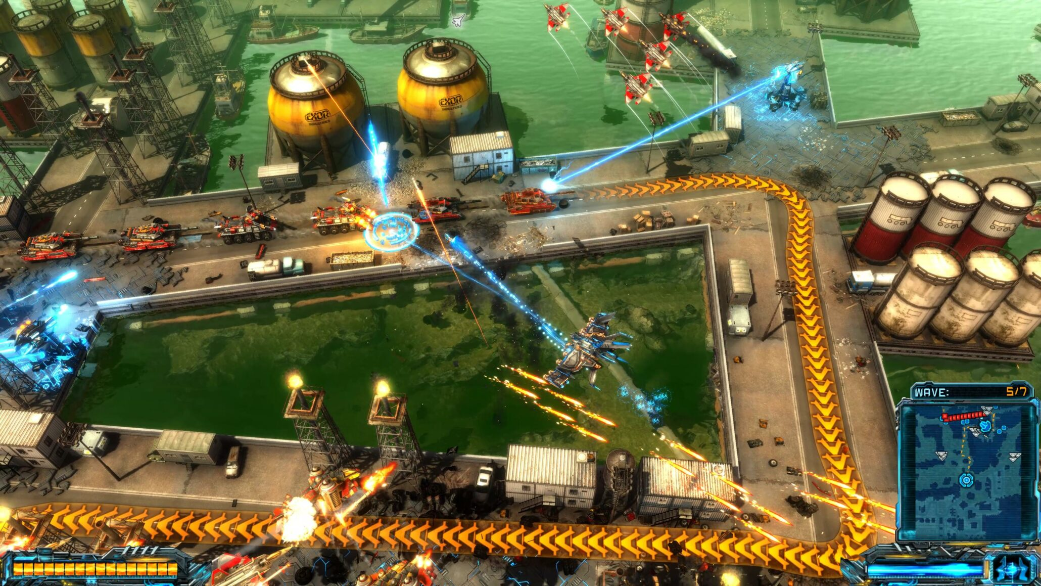 X-Morph: Defense Is A Striking Spectacle of PhysX Powered