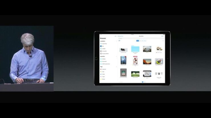 Apple Officially Announces Files App With Nested Folders, Tags