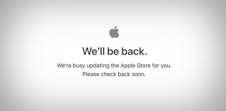 Online Apple Store