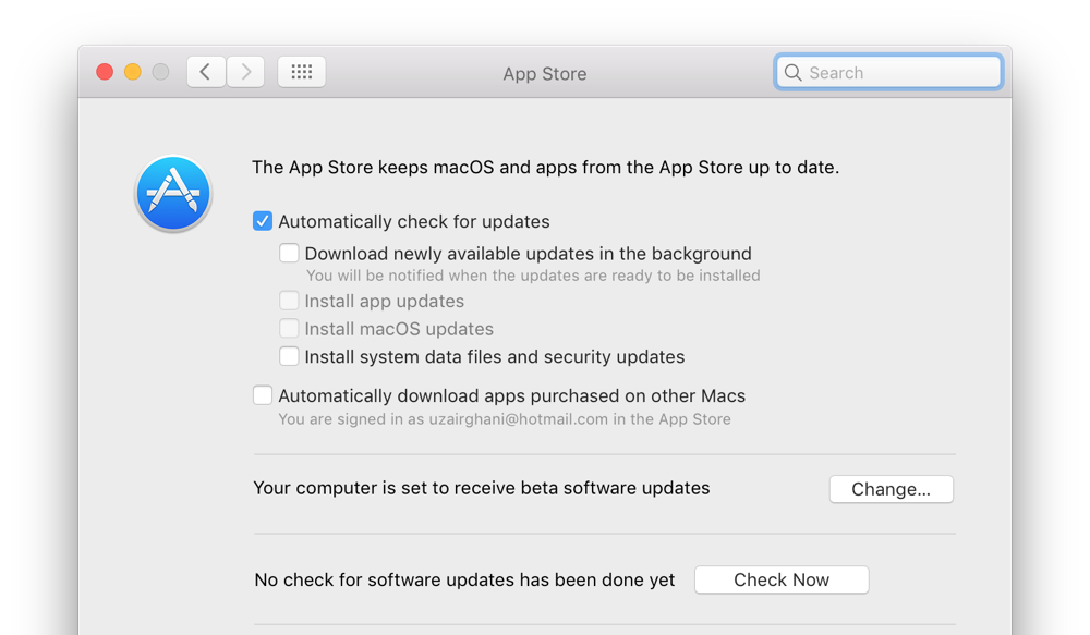 How to Stop Receiving macOS High Sierra Beta Updates