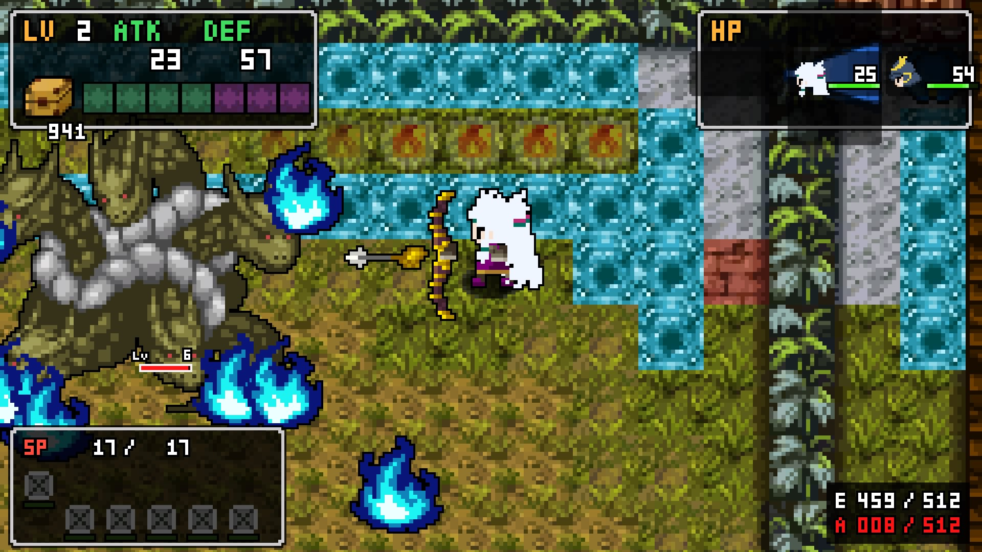 ClaDun Returns: This is Sengoku! Review - A Roguelike of
