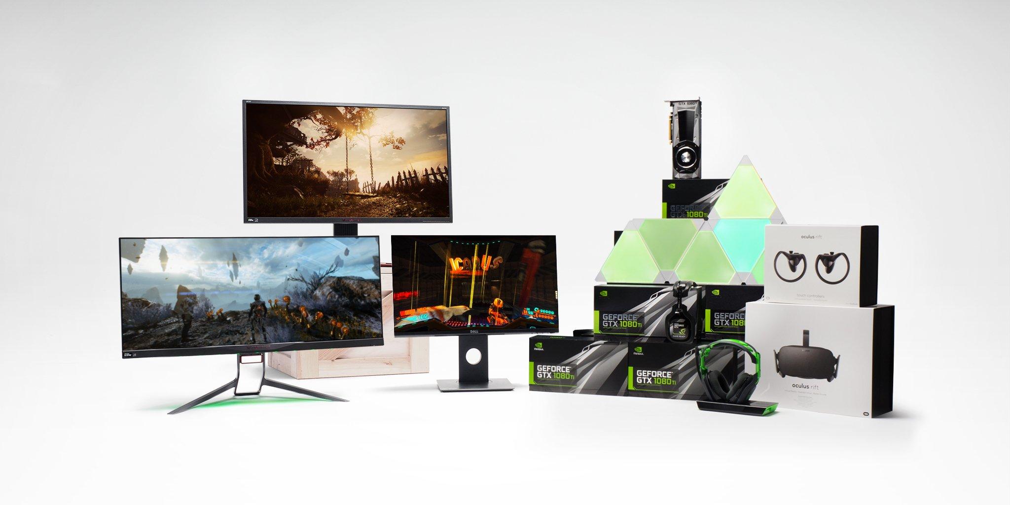 NVIDIA GeForce Announces #GAMEREADY E3 2017 Contest