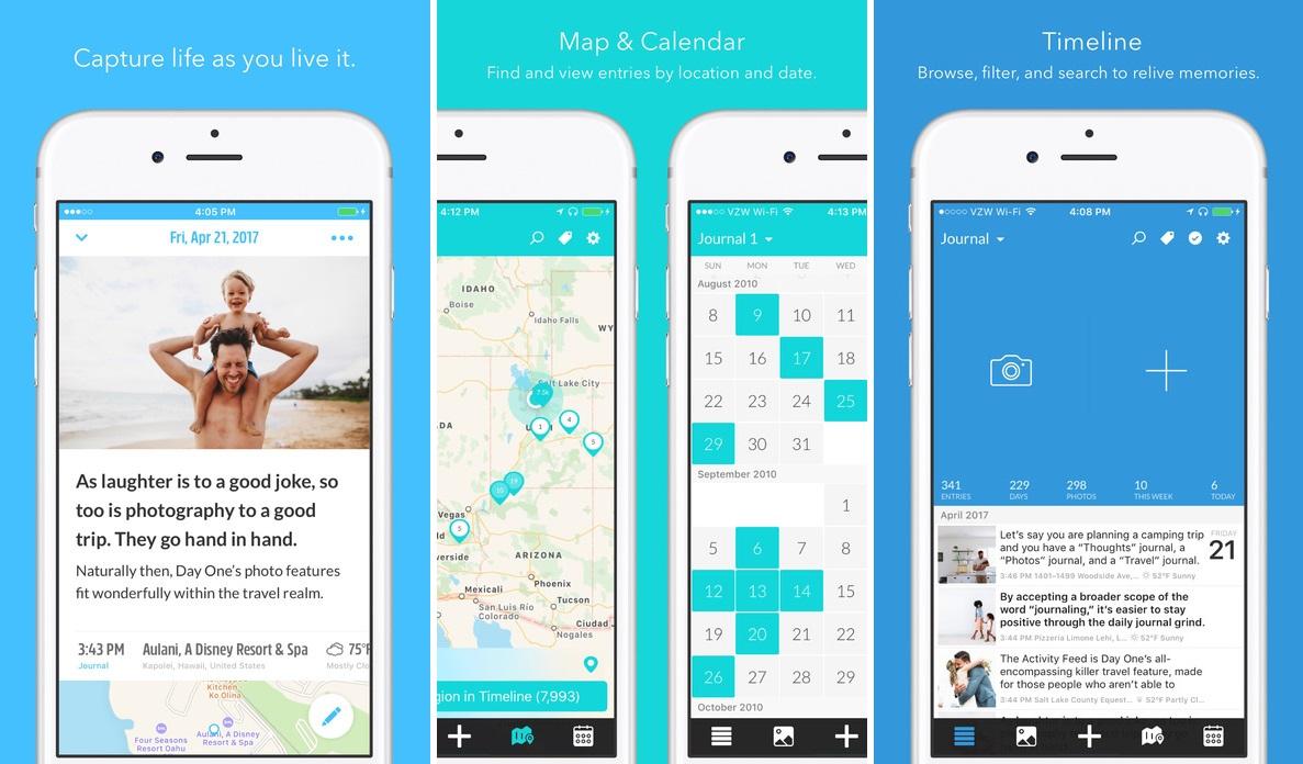 Apple's Free App Of The Week Is A Popular Journal App - $5 Value