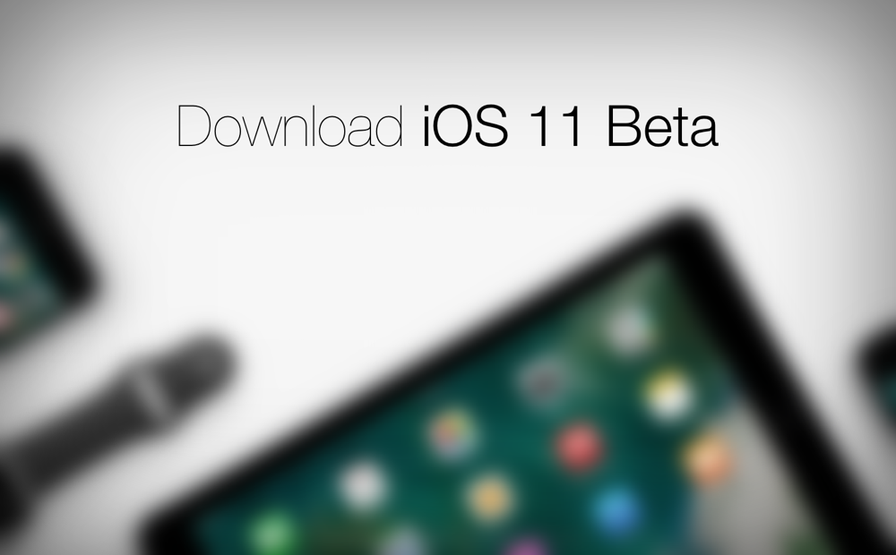 Download iOS 11 Beta for iPhone & iPad - How to Install