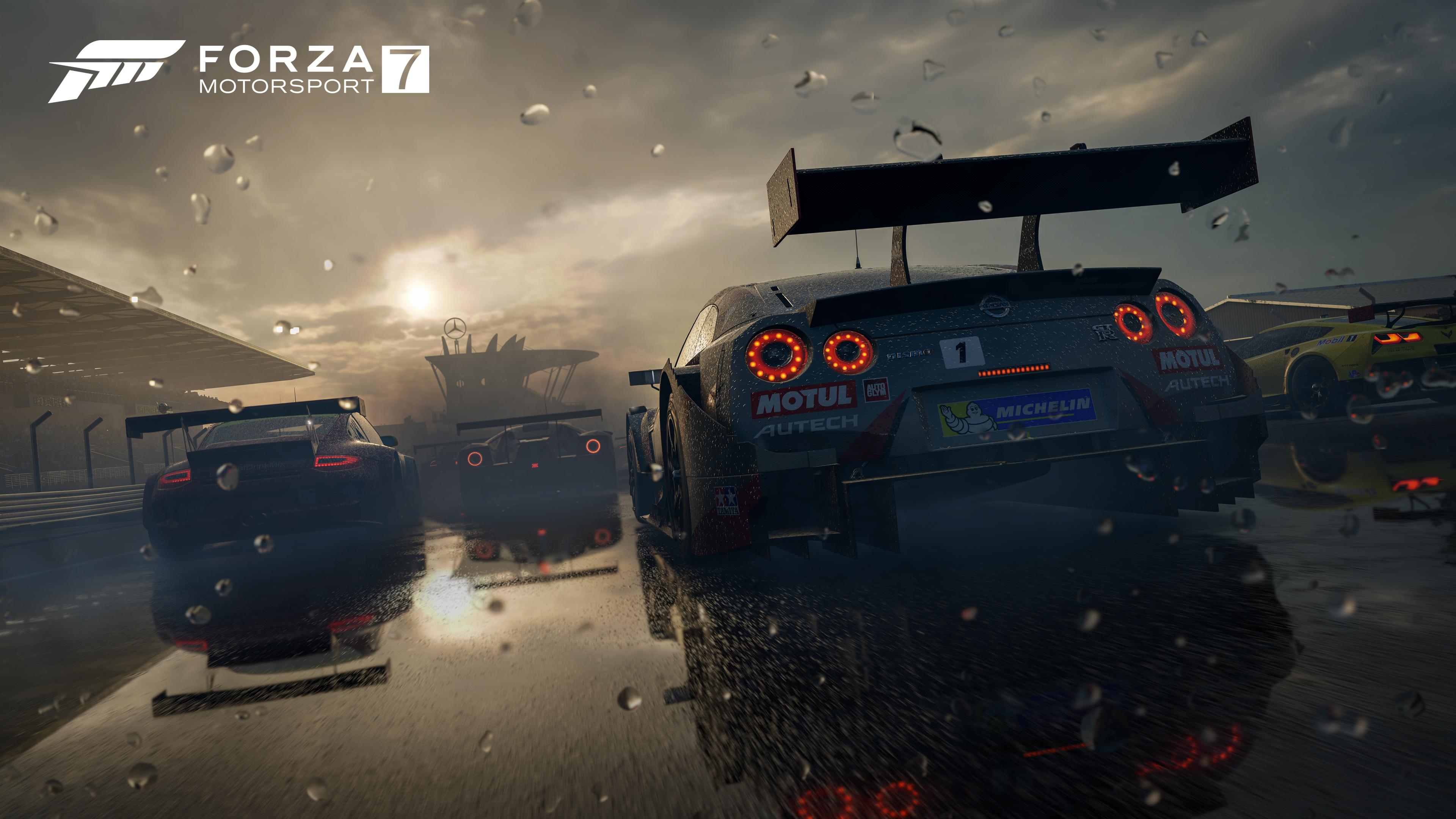 Forza Motorsport 7 To Sport 4k Textures Enhanced Lighting