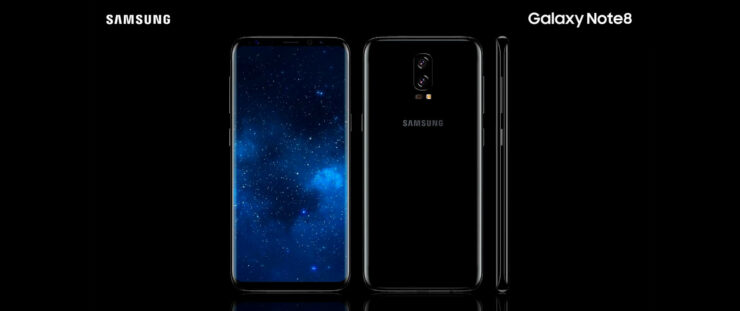Galaxy Note 8 August early announcement