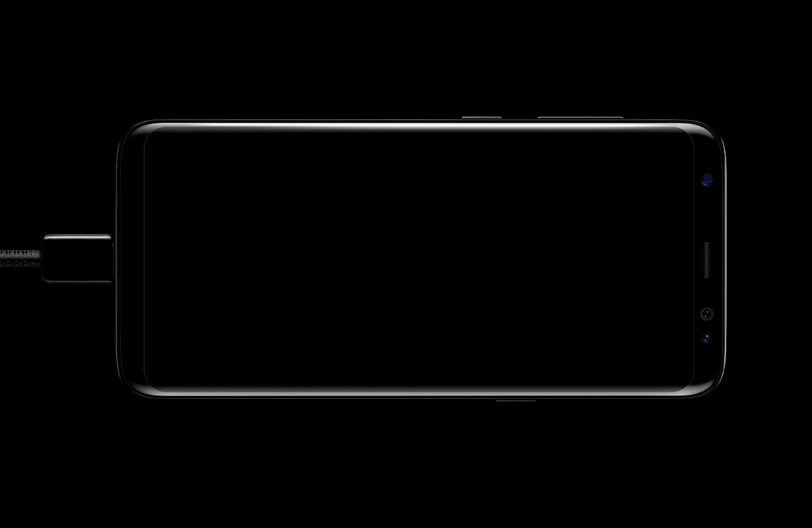 Despite the Galaxy S8's Aesthetic Advantages, Apple's iPhone