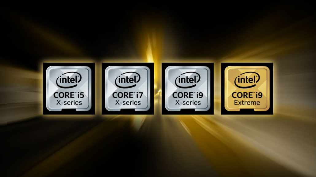 Intel X299 Skylake-X and Kaby Lake-X Core-X Series CPUs