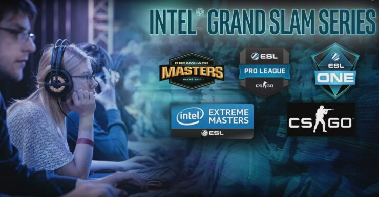 Intel and ESL