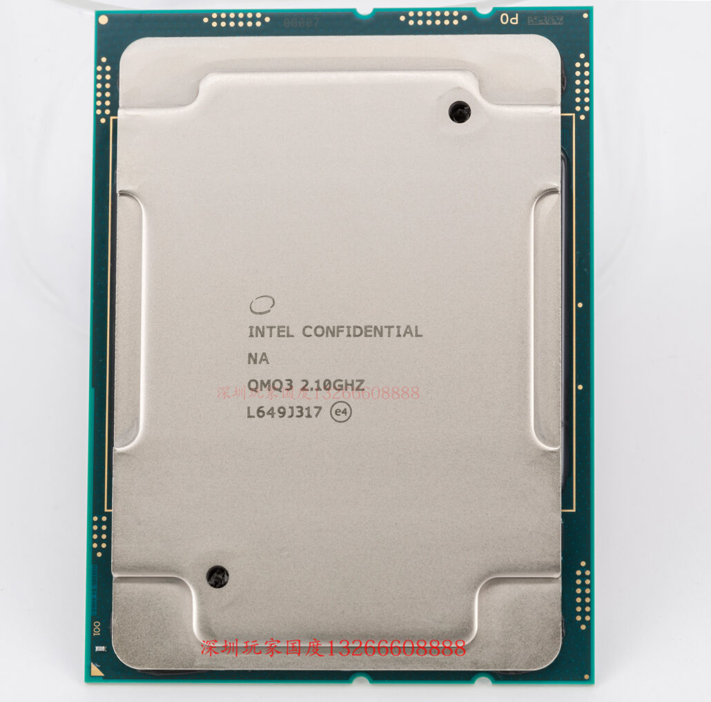Intel S Xeon Platinum Lineup Including 28 Core Xeon 8176