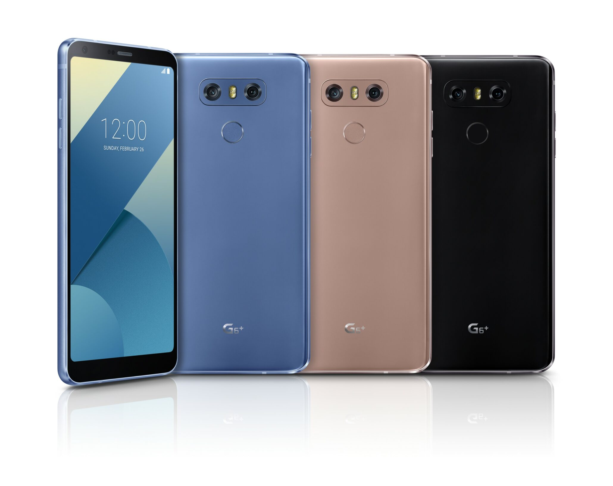 LG G6+ Comes With Massive Internal Memory, Improved Sound