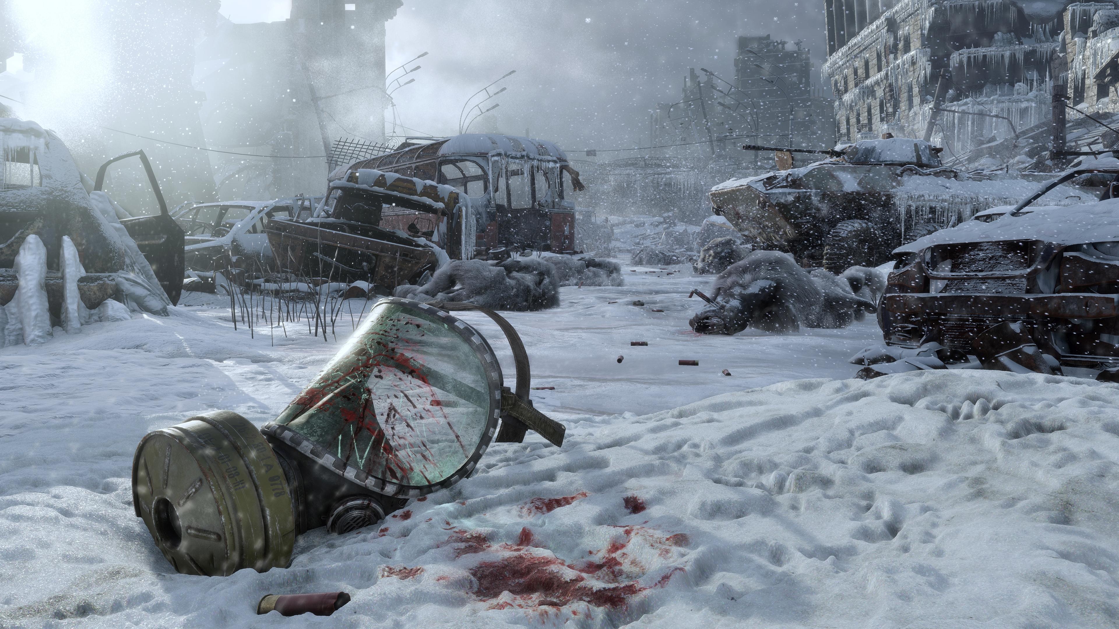 Metro Exodus New Screenshot Showcases Environments and Characters