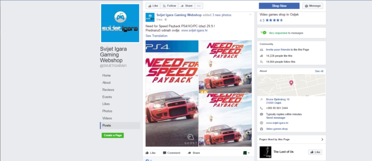 Update Reveal Trailer Need For Speed Payback Leaked By Online