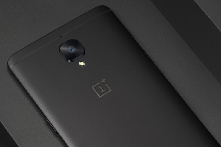 OnePlus 5 press render leak