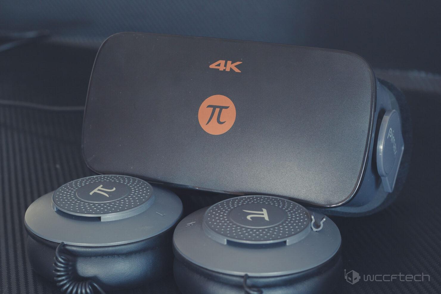 PIMAX 4K VR headset deals