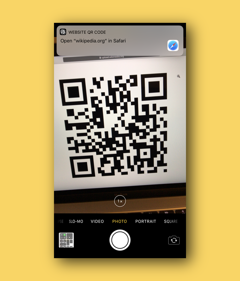 qr code reader iphone the ios 11 app can scan qr codes on the fly 5911