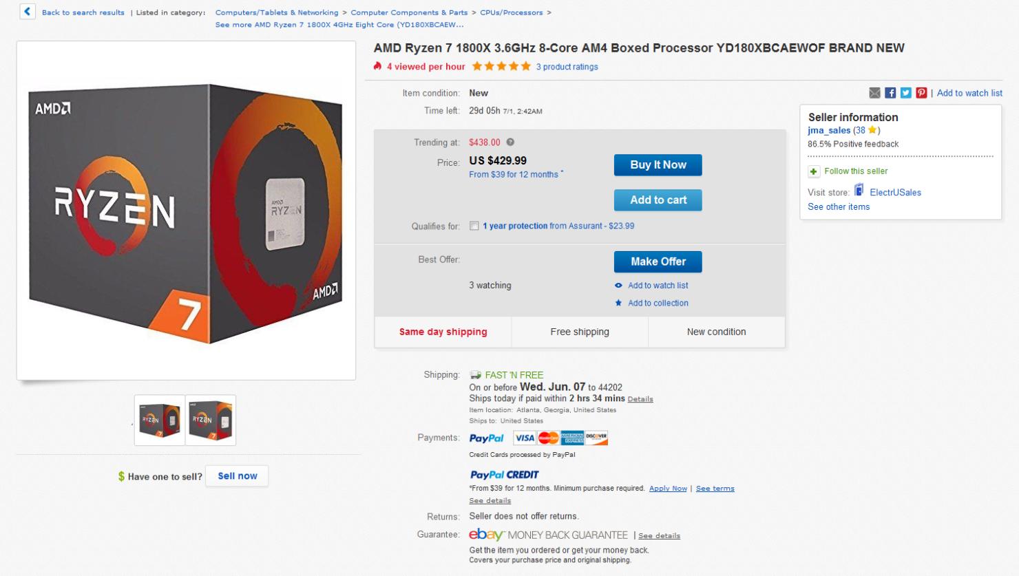 ryzen-7-1800x-ebay-price-cut