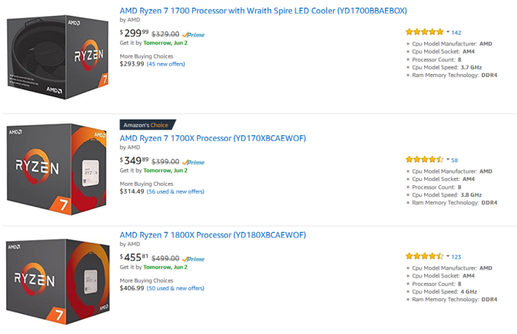ryzen-7-price-drops-amazon