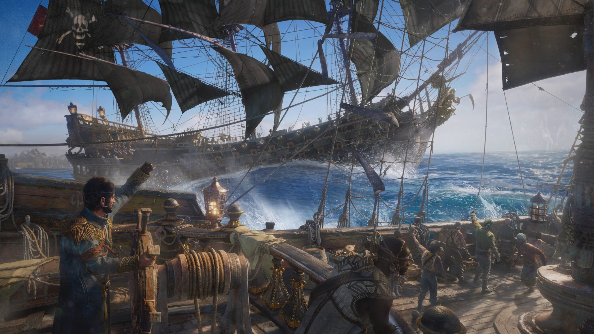 Skull And Bones Video Game 2018 Ubisoft