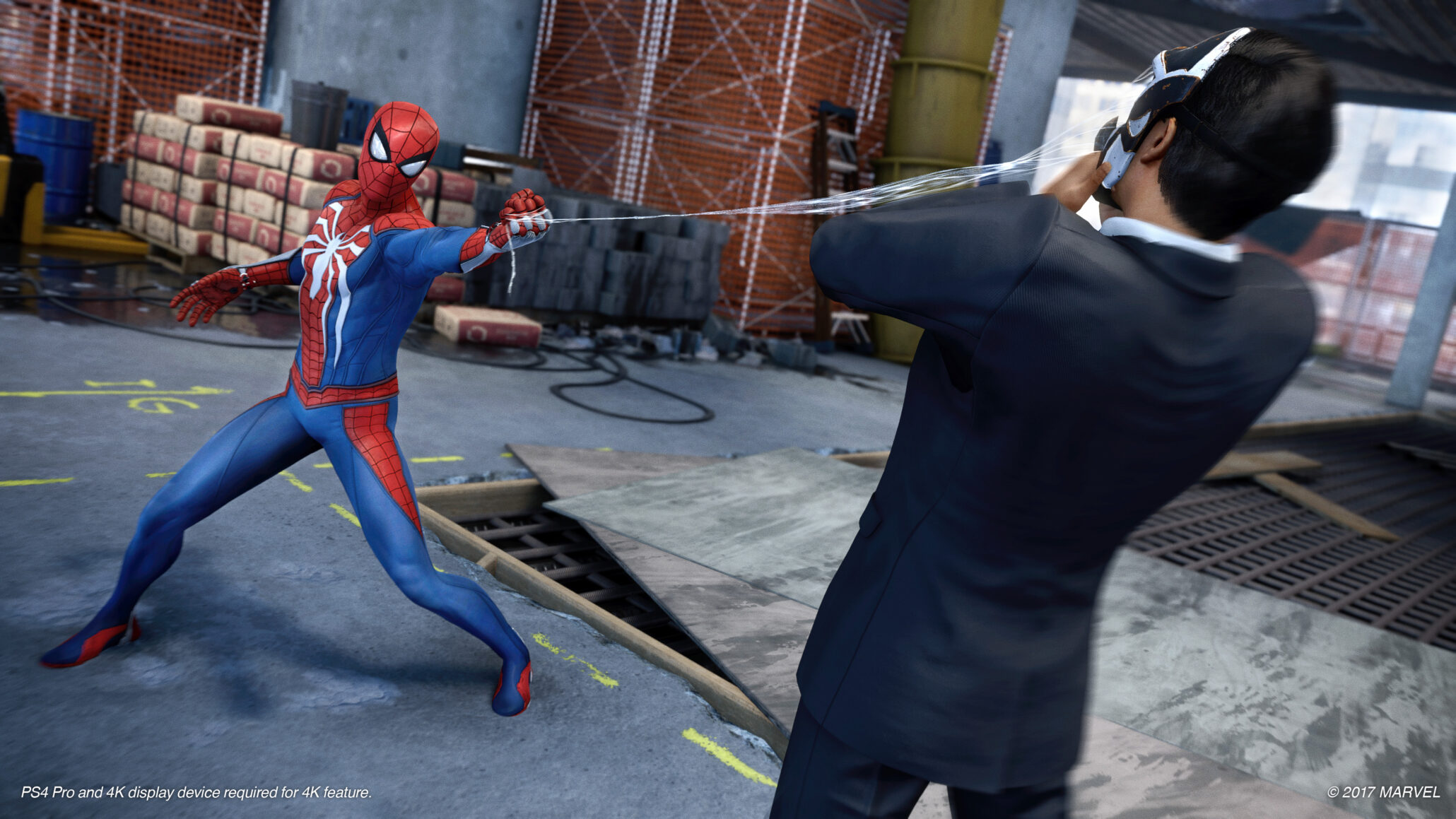 Image result for spider man ps4 web swinging