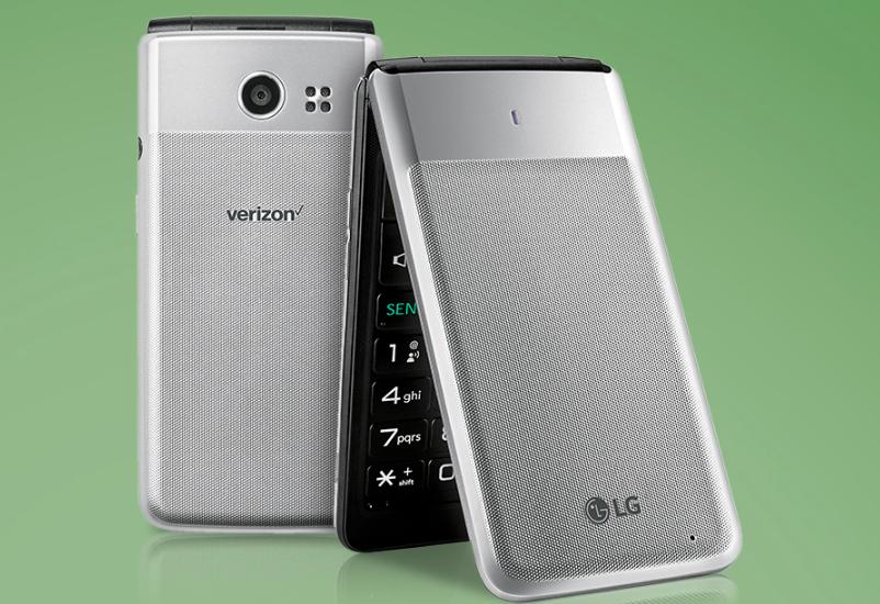 LG Exalt LTE Flip Phone Emerges as Verizon\u0027s first 4G LTE Feature Phone