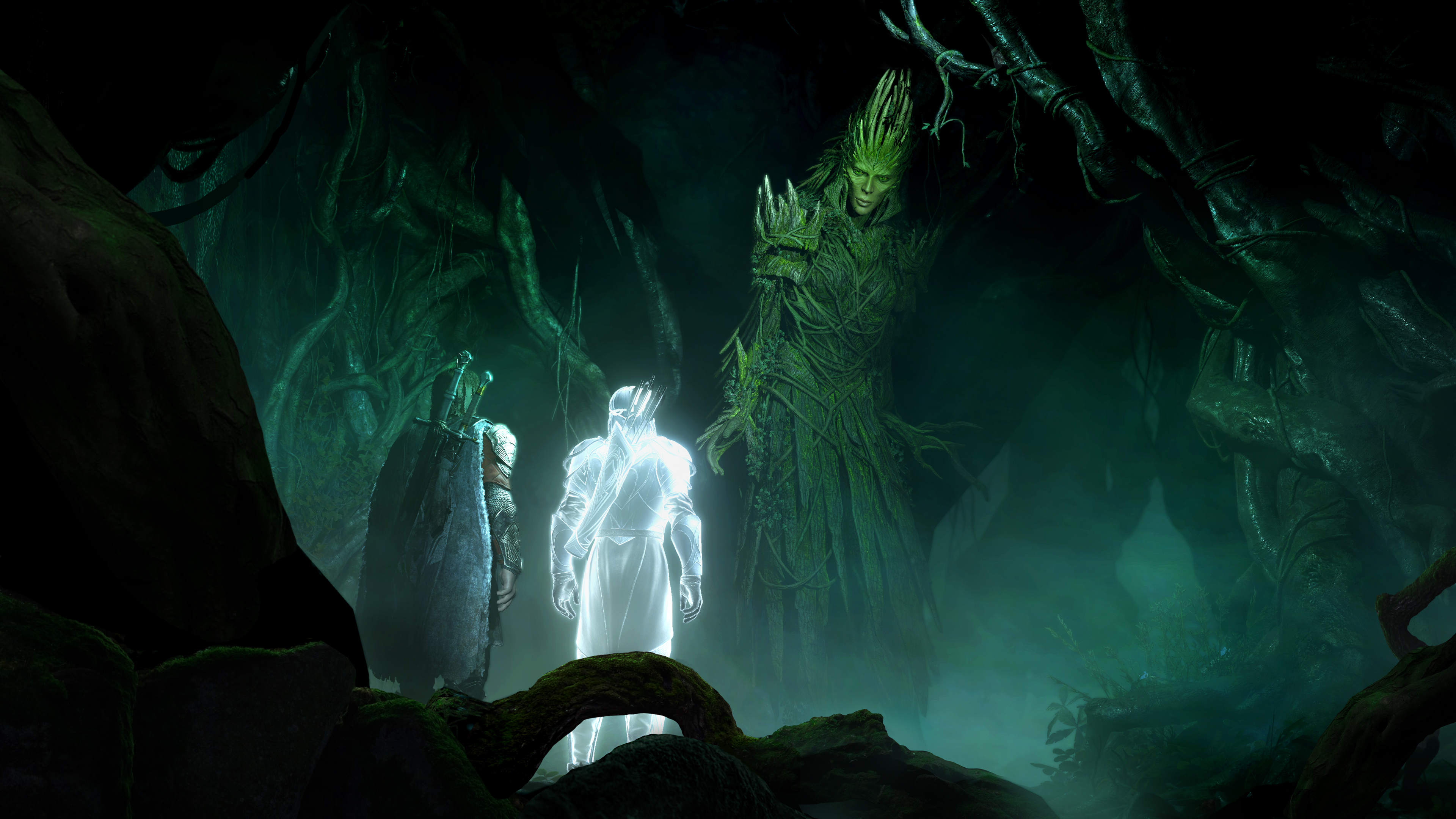 Monolith Shadow Of War Runs At Native 4K On Xbox One X