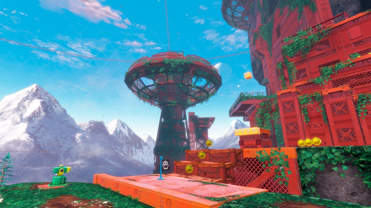 Image result for switch super mario odyssey gameplay