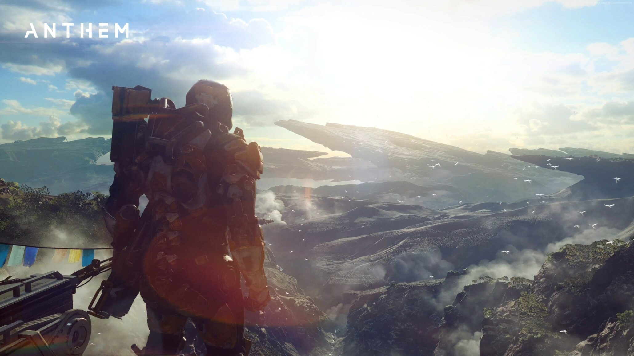 Anthem Might Include Player Titles and Visual Feedback for