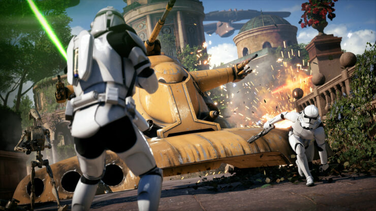 Image result for Star Wars Battlefront 2 Is YouTube's Most-Viewed E3 Game images
