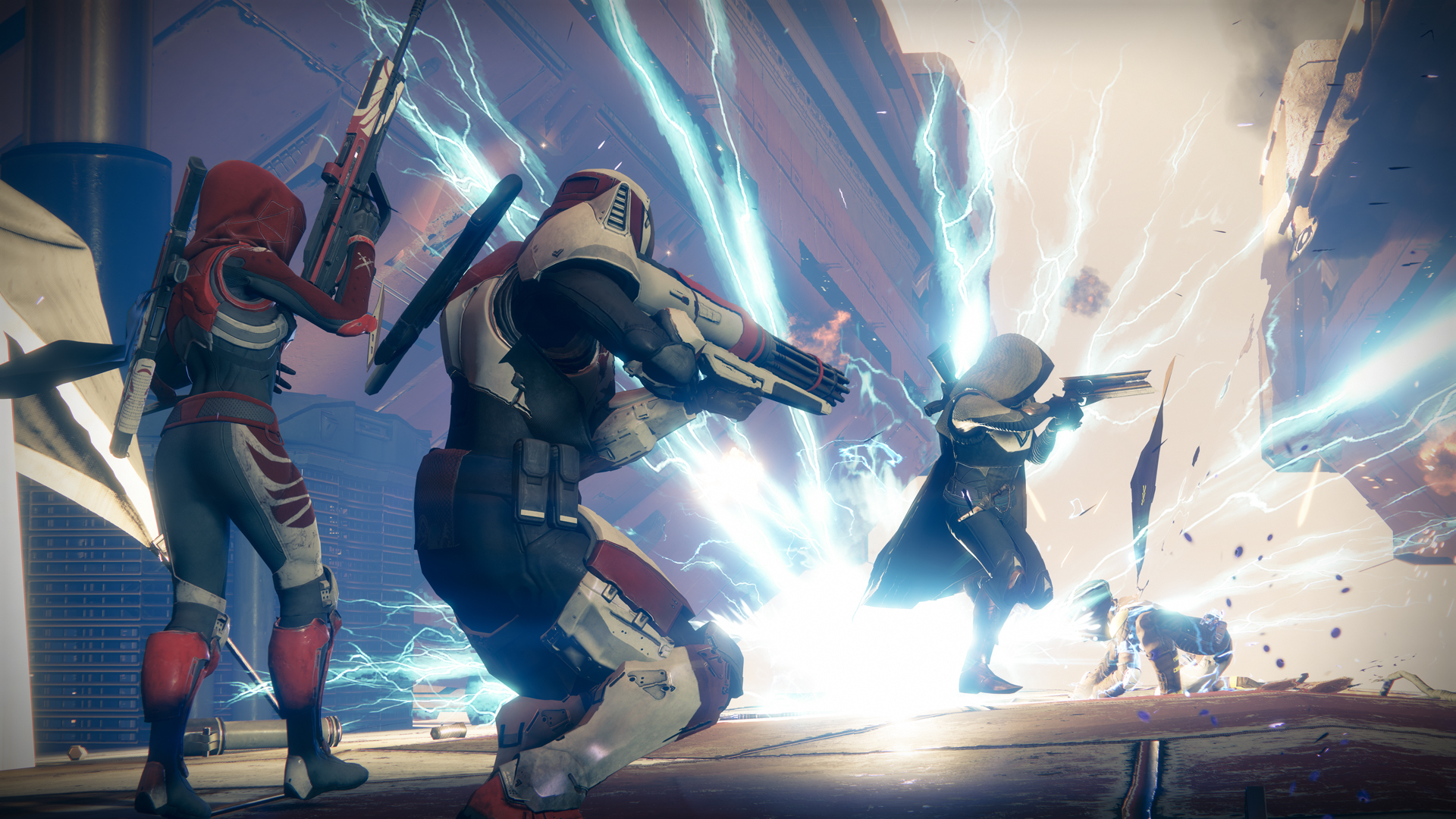 We Ve Played The Final Build Of Destiny 2 On Pc Here Are Our