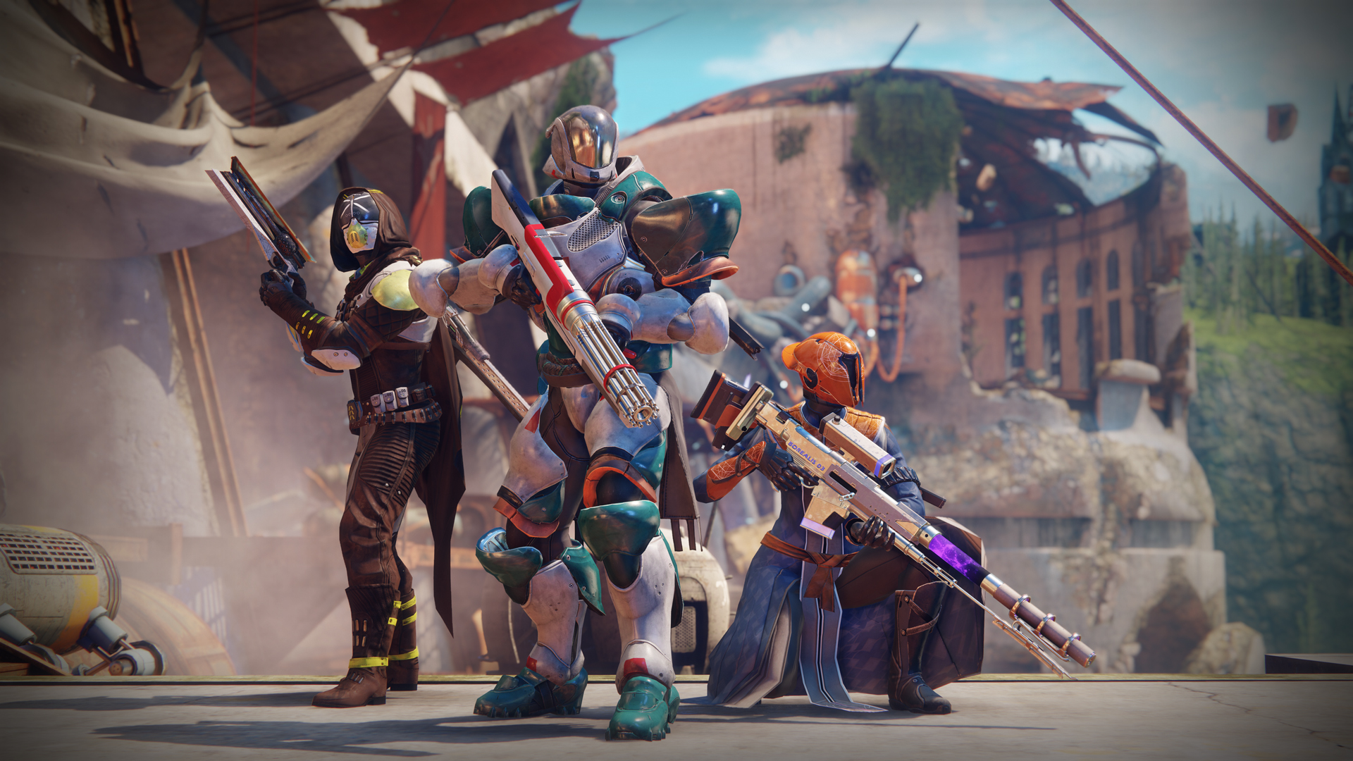 Bungie Says There Are No Specific XB1X Enhancements Planned for