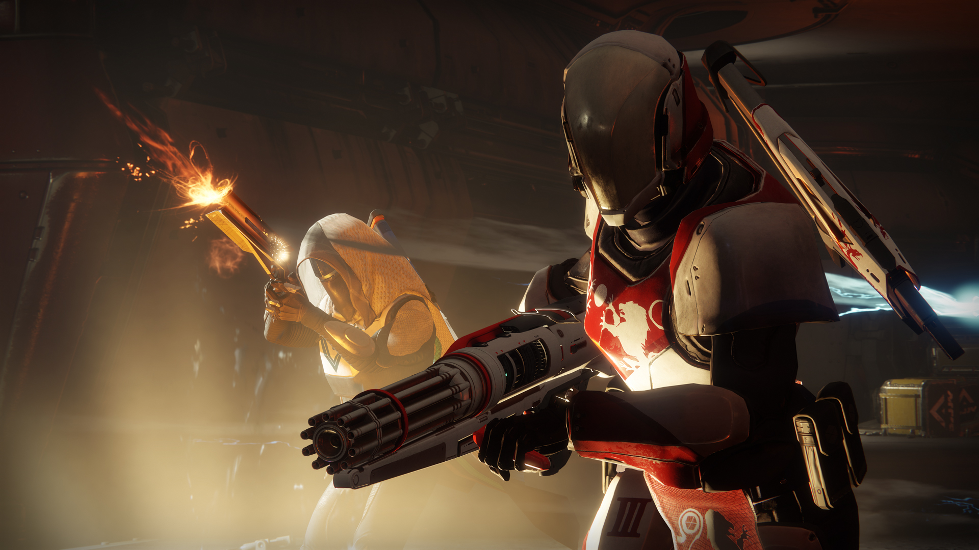 Destiny 2 (PS4) Review - Shooting and Looting Without the Traveler's