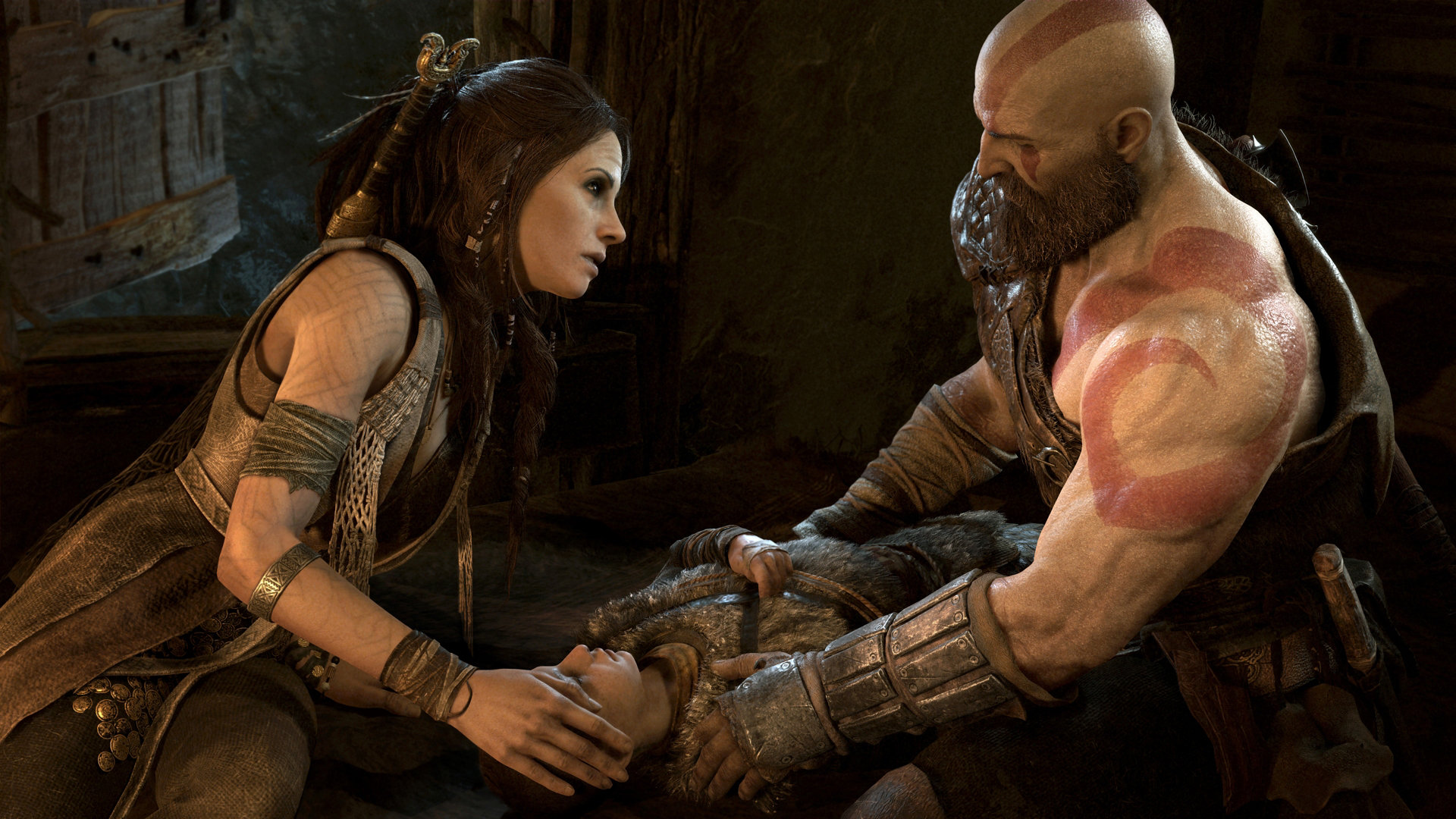 Gow Director On Parallels Between Him And Kratos And Losing
