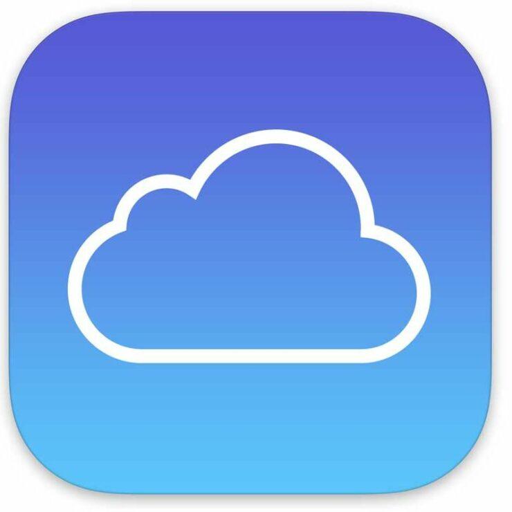 iCloud Storage tier