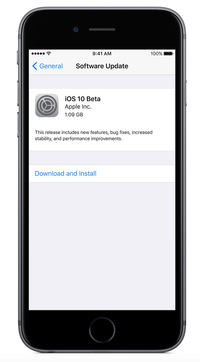 Image Result For How To Downgrade Ios  Beta To Ios  On Iphone