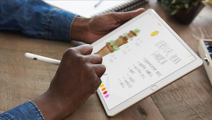 Pad Pro vs MacBook Pro benchmarks