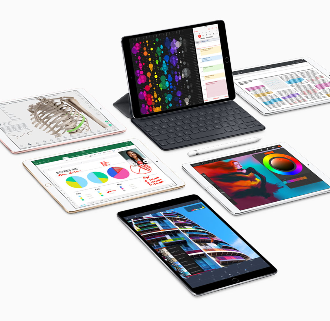 Latest iPad Pro Models Feature Ample Amount of RAM and Processing ...
