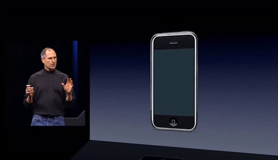 Today Marks The 10th Anniversary Of The IPhone That