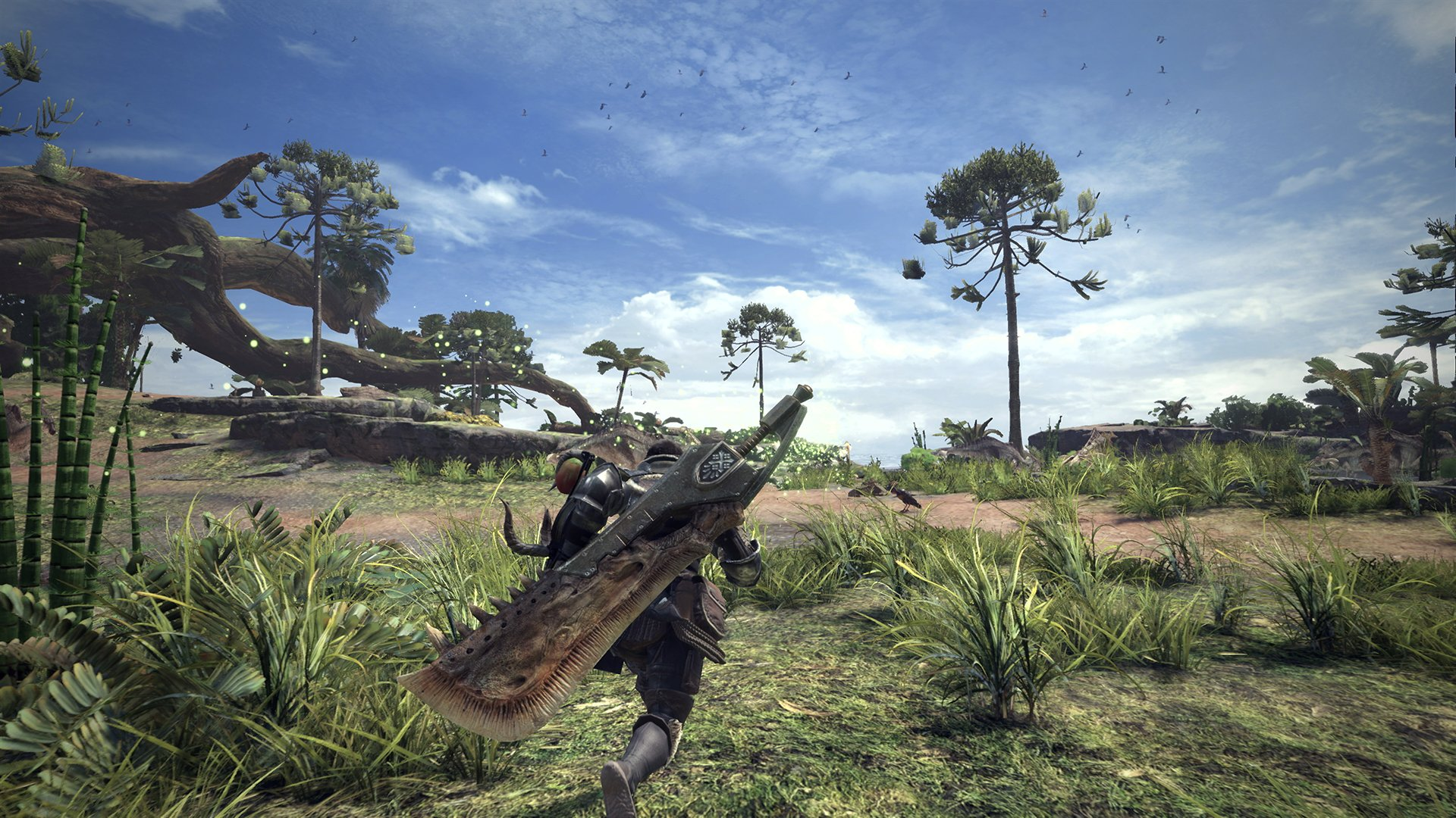 download monster hunter world for pc