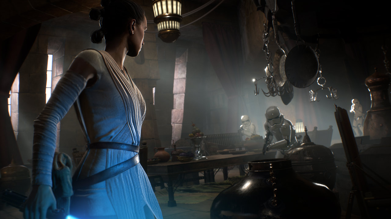 Star Wars Battlefront II Alpha Is Live Testers Leak All Sorts Of Info On Content Maps Classes Weapons Etc