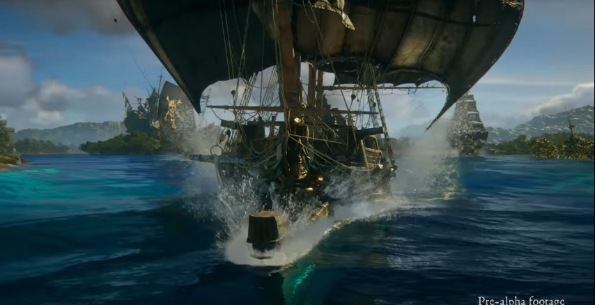 Skull And Bones Video Game 2018 Ubisoft: Skull And Bones Will Have Single-Player Story Mode