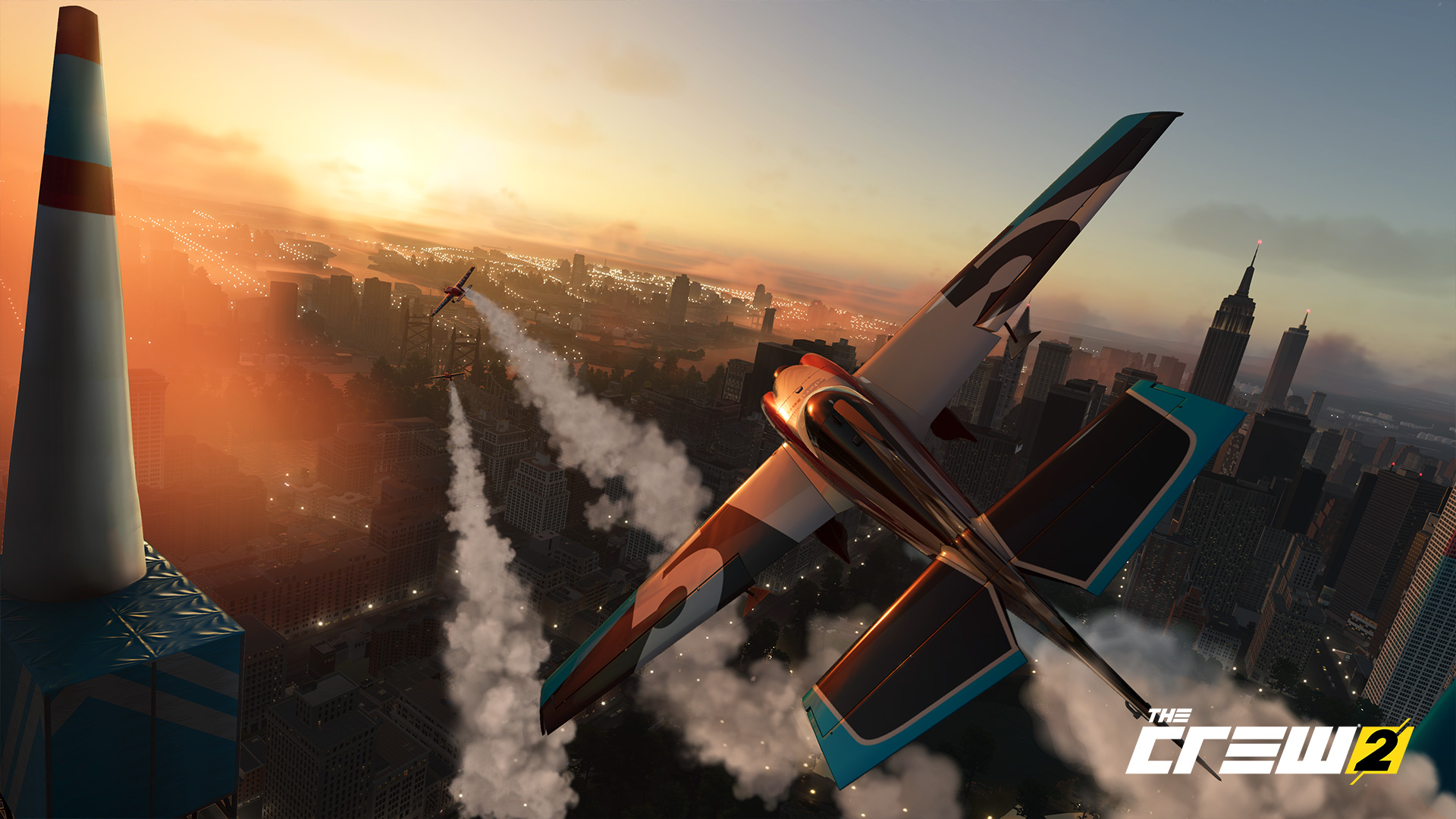 ubisoft reveals the crew 2 will include cars bikes boats planes. Black Bedroom Furniture Sets. Home Design Ideas