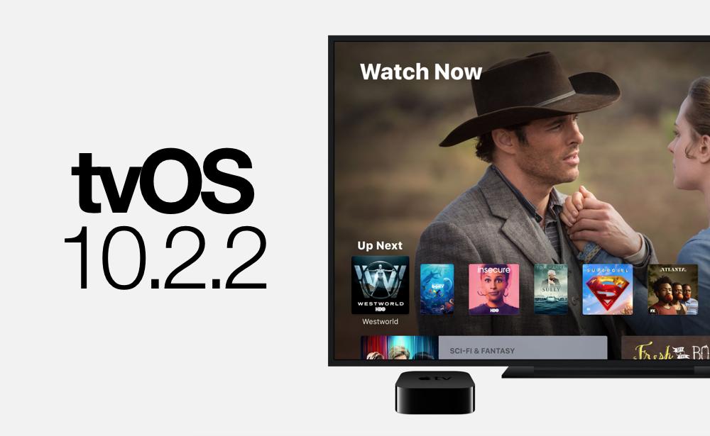 Download tvOS 10 2 2 Final IPSW for Apple TV 4 - Direct Link