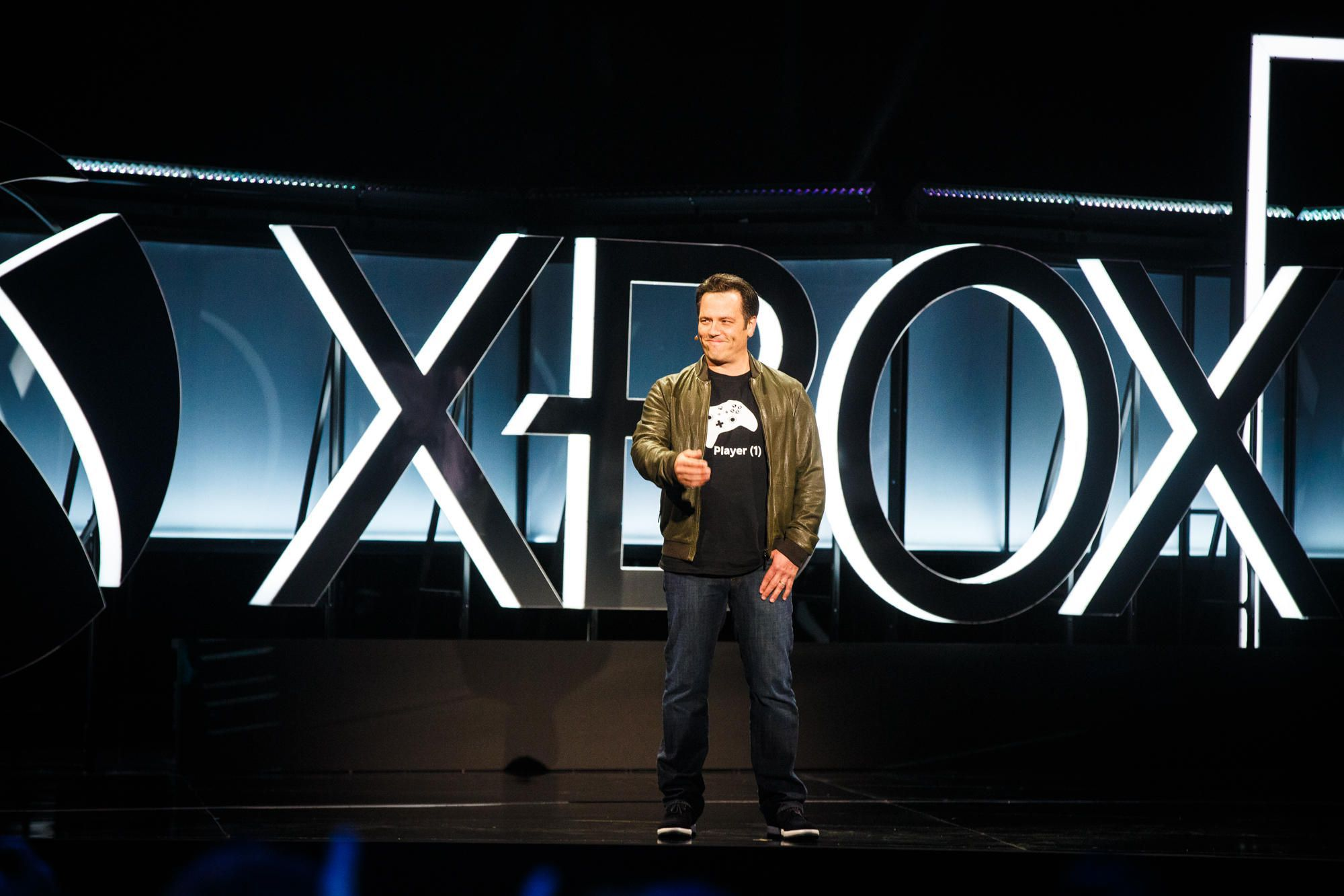 Image result for phil spencer microsoft 23 2018