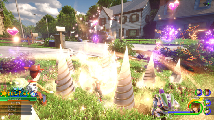 Kingdom Hearts 3 Gets Some Gorgeous New Screenshots Showcasing Toy