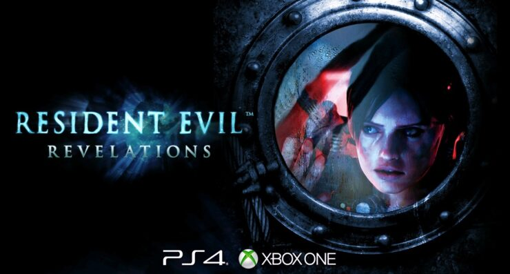 Resident Evil Revelations Remastered PS4 XBOX ONE