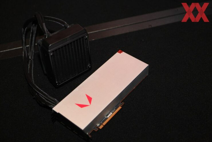 Amd Radeon Rx Vega 64 Liquid And Limited Edition Gpus Pictured