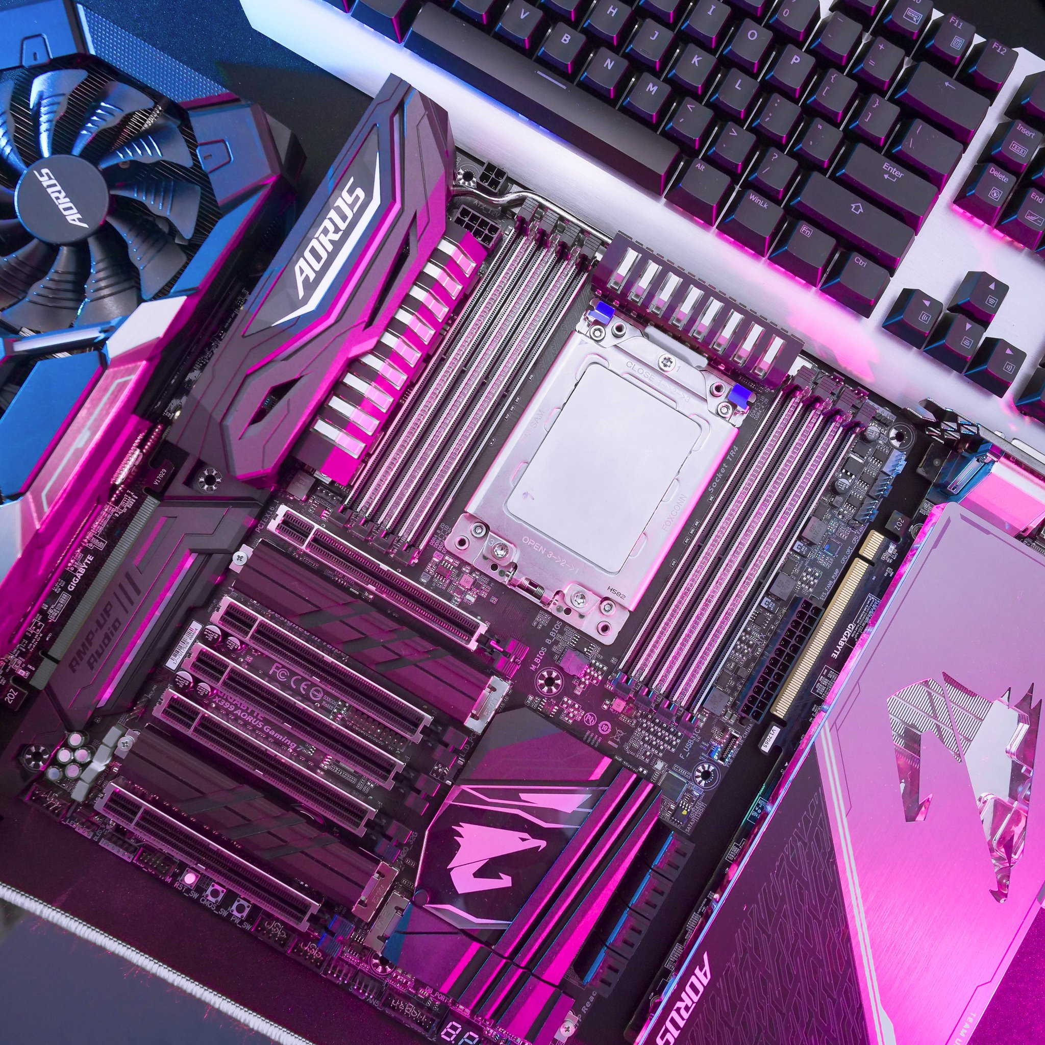AMD X399 Motherboards Get Support For 2nd Gen Ryzen Threadripper CPUs