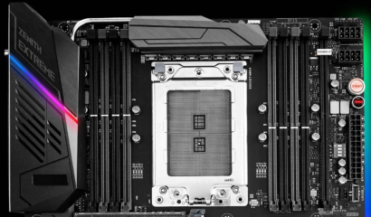 ASUS's ROG Zenith Extreme Flagship X399 Motherboard For AMD